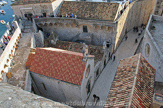 View From Fortress Revelin Dubrovnik