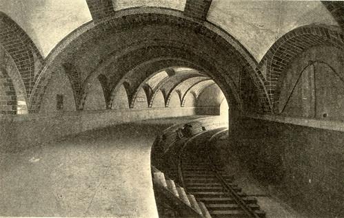 NYC City Hall Subway Station 3
