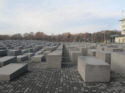 Holokaustin uhrien muistomerkki, Berliini