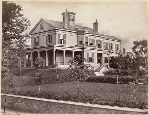 Houses: Highland Sockwood House, Highland St., Roxbury