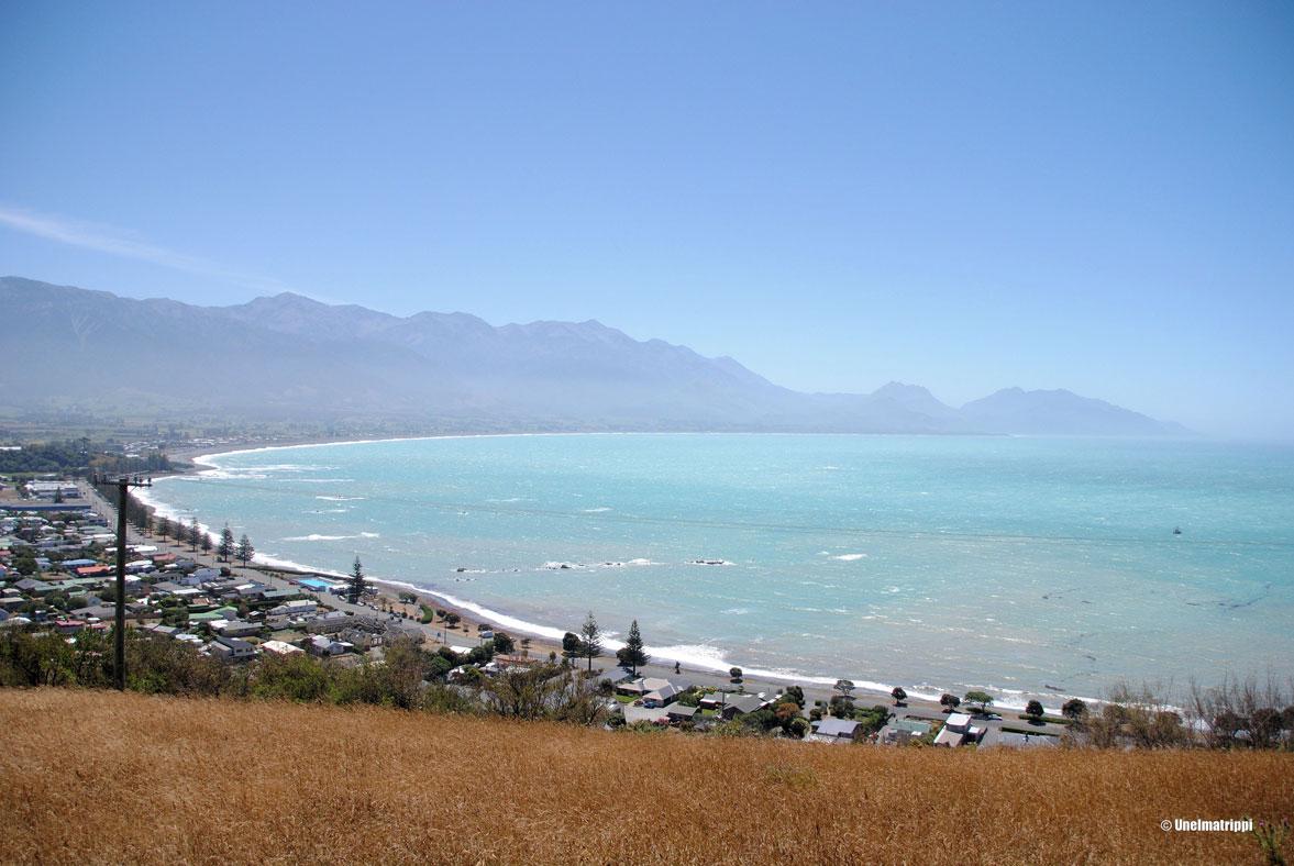 Kaikoura Viewpoint, Uusi-Seelanti
