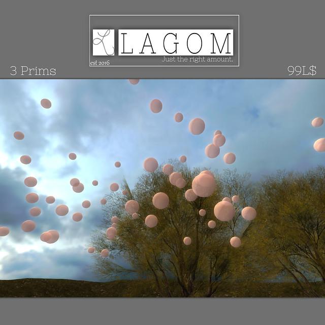 LAGOM - Light bubbles ADD