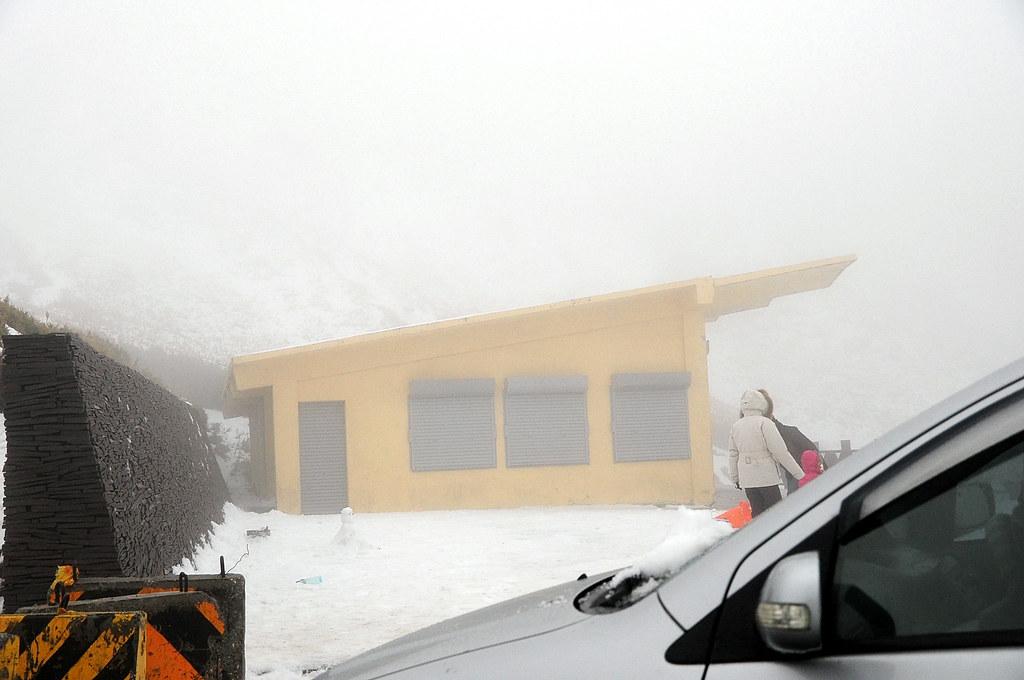 2010.01.02 合歡山下雪