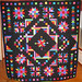 """Kaleidoscope Of Kolor"" Quilt"