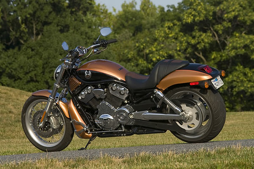 2008 Harley-Davidson Line Up