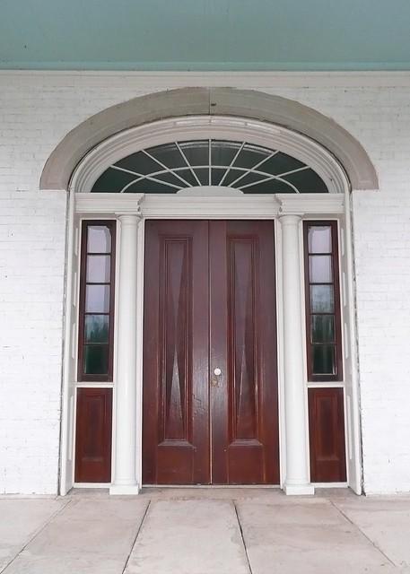 Franklin Tn Carnton Plantation Front Door Flickr