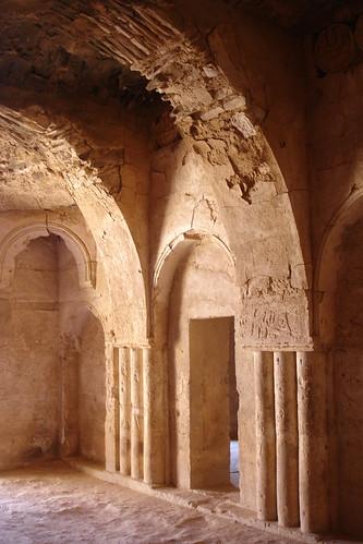 Desert castles - Qasr Kharana