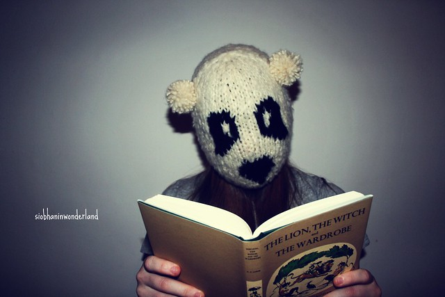 The Panda, the Witch and the Wardrobe?