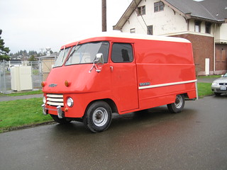 Chevy Step Van