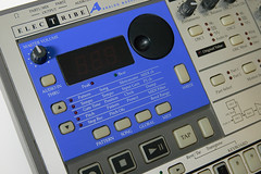 compact cassette(0.0), drum machine(1.0), electronics(1.0), electronic instrument(1.0),