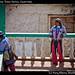 Traditional wear, Todos Santos, Guatemala