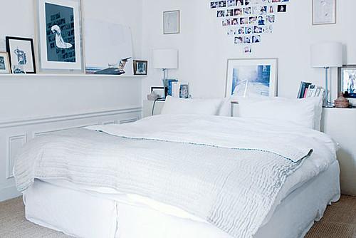 Bedroom via RUM Magazine