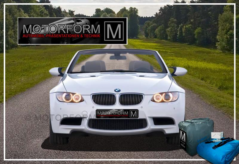 Bmw 3er e92 e93 335i coup cabrio ganzgarage car cover for Garage bmw bondy 93