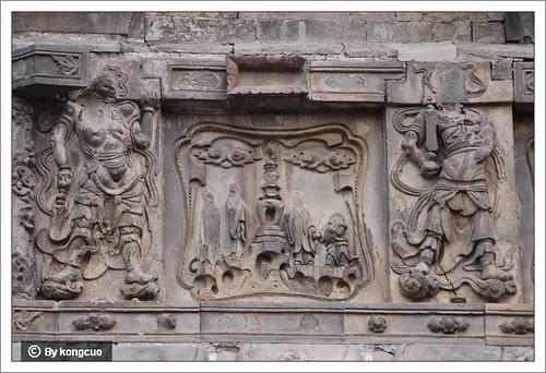 图5-3佛教故事浮雕