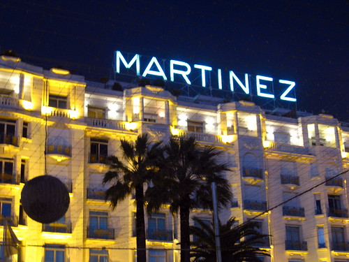 Martinez by Night