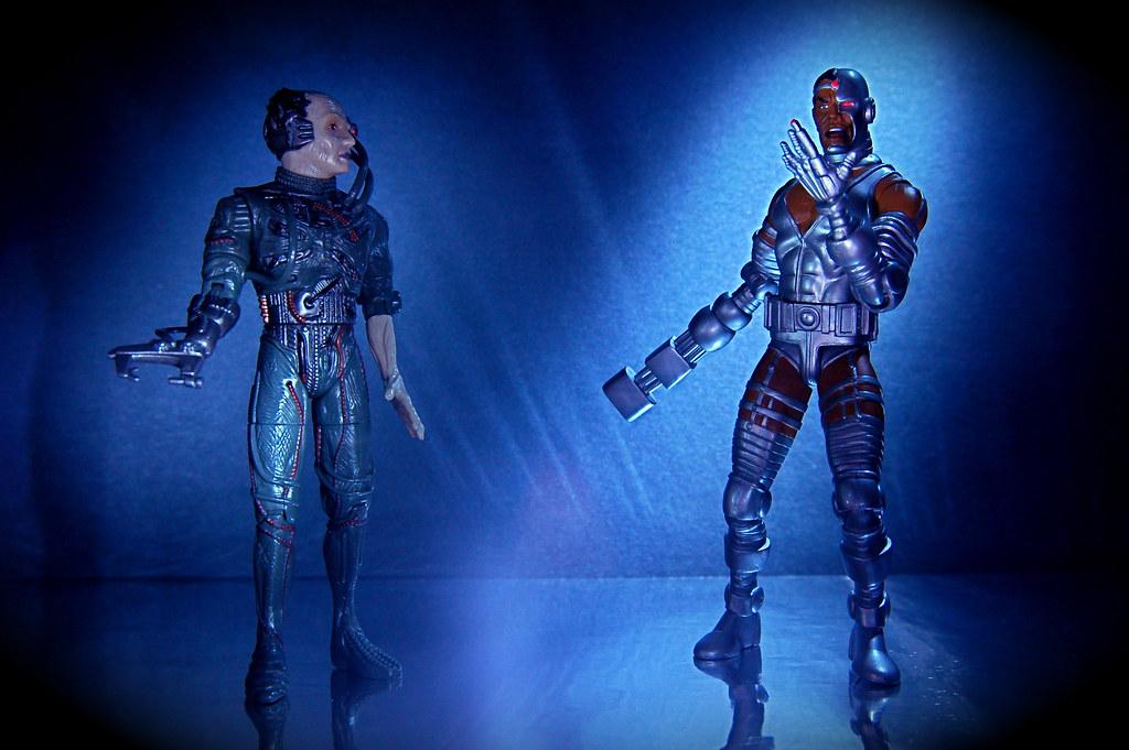 Borg vs. Cyborg (40/365)
