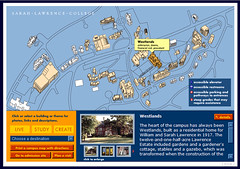 Virtual Campus Tour (Website)