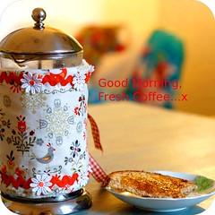 Juicy Coffee Cosie