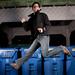 Obligatory jump-shot (11/365) by devlon duthie