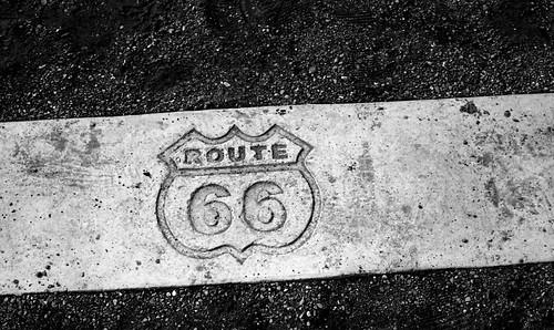 route66_AZ by Mark Wisniowski