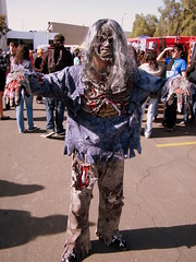 festival, clothing, zombie, costume,
