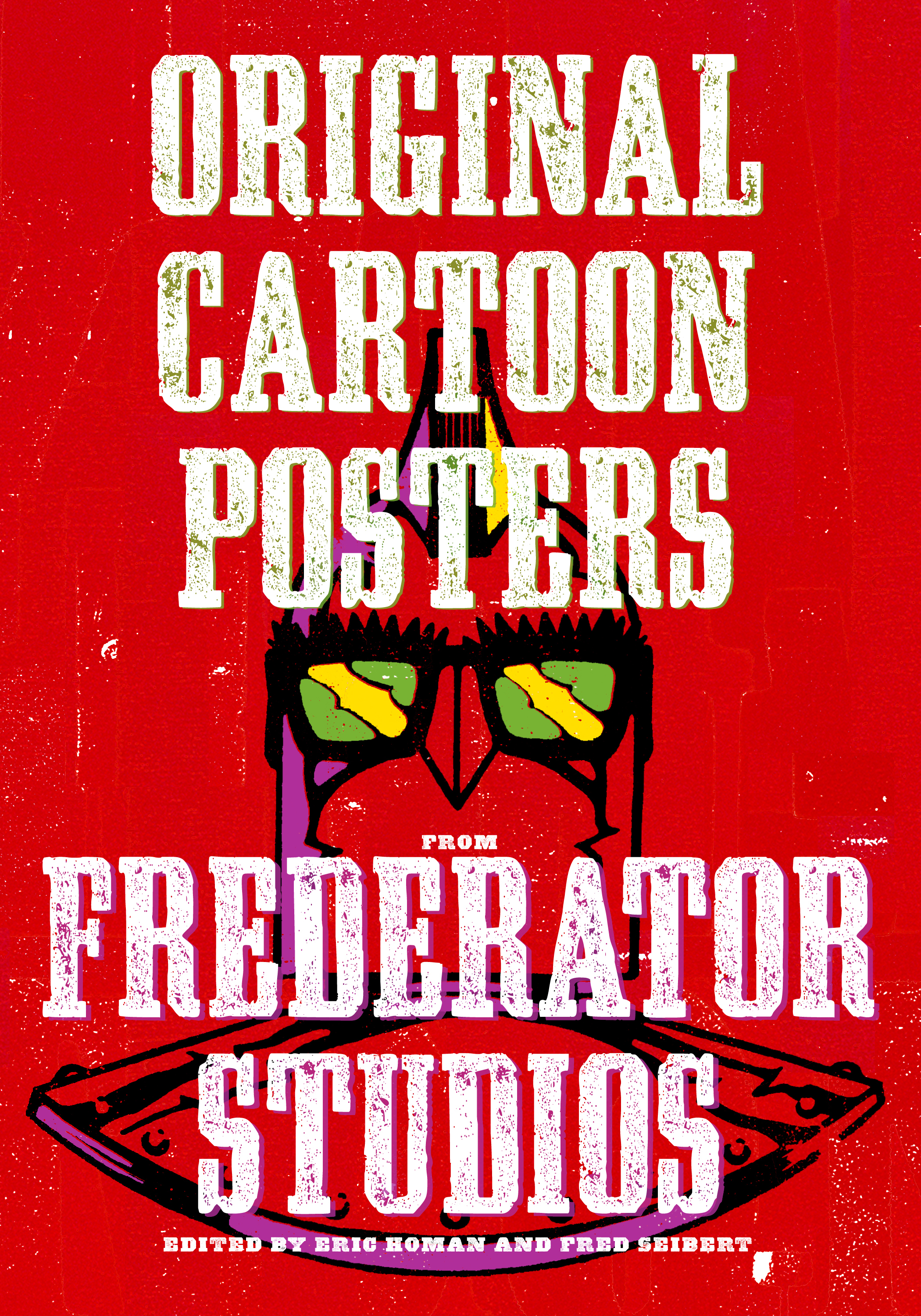 book cover 1 FREDERATOR POSTERS