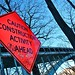 The Henry Hudson Bridge  by Jo Sef Gray