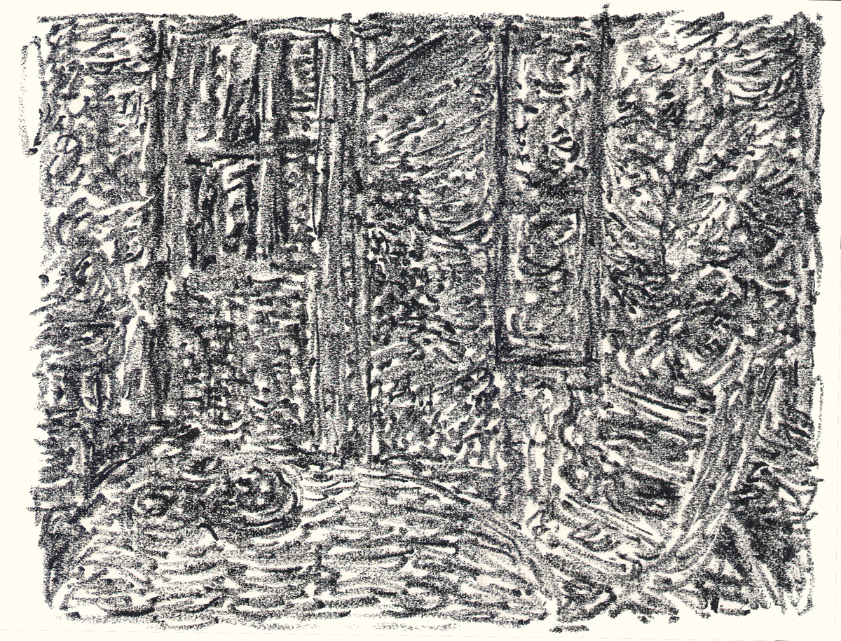 Pierre bonnard constant density re drawing composition - Salle a manger campagne ...