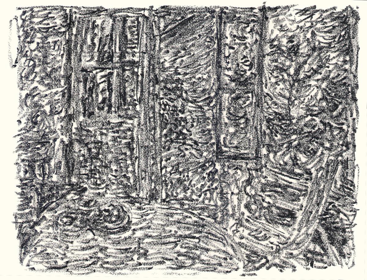 Pierre bonnard constant density re drawing composition for Salle a manger a la campagne bonnard
