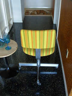 Sold Striped Mod Task Chair 04