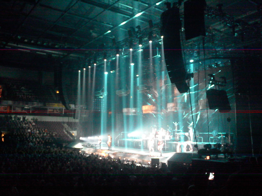 Rammstein Live In Arena Riga Baltlacis Flickr