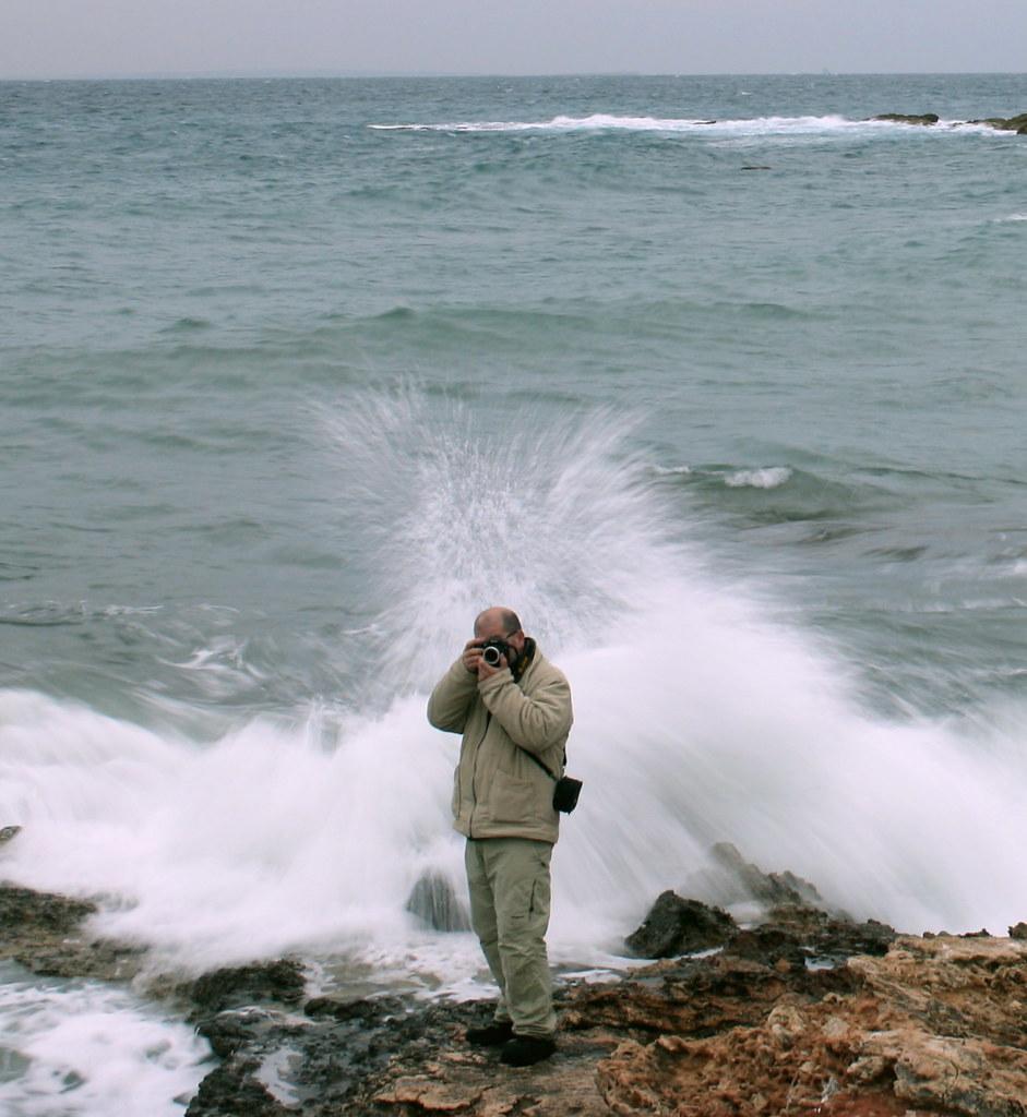 Soybuscador......de olas.