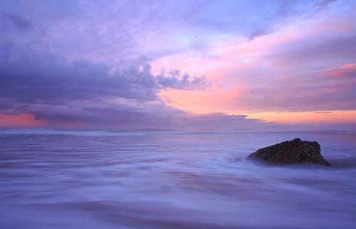 ocean longexposure sunset lake seascape water port sunrise canon landscape photography eos coast photo long exposure north australia explore nsw macquarie mid portmacquarie cathie countrynsw lakecathie absolutelystunningscapes akinin