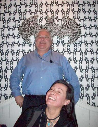 Jotter and Happy navajo