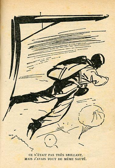 Parachutiste d'essais, by André ALLEMAND -image-60-150