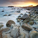 Granite Morning:  Pacific Grove, California