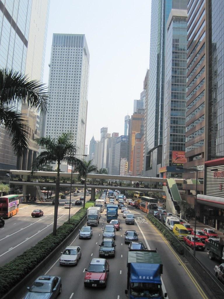 Hong Kong Overpass