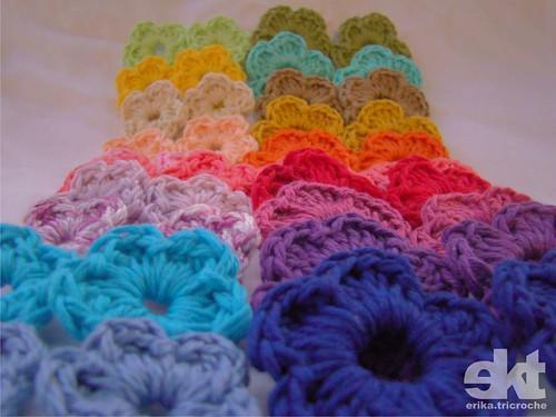 Flores Multi color!!!