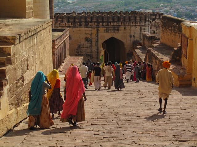 Colourful Rajasthan - Jodhpur, India