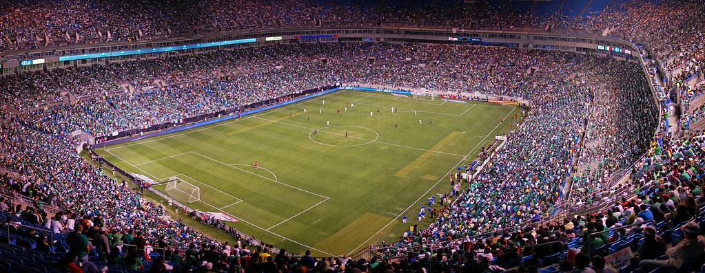 Mexico vs Iceland Panorama
