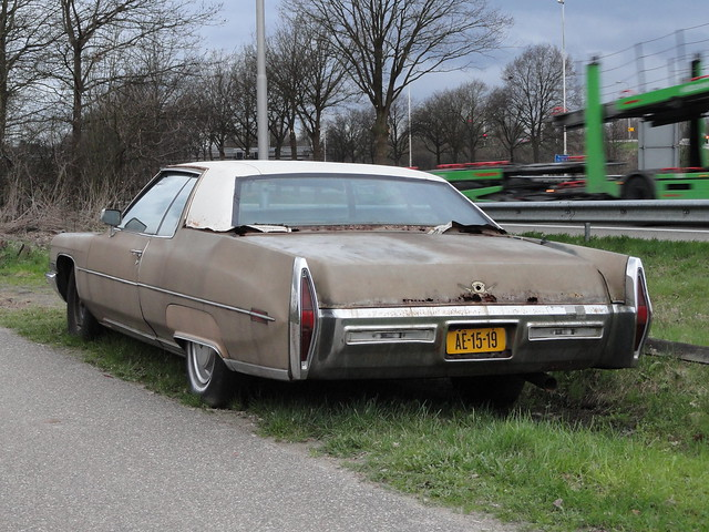 1972 cadillac coupe deville flickr photo sharing. Cars Review. Best American Auto & Cars Review