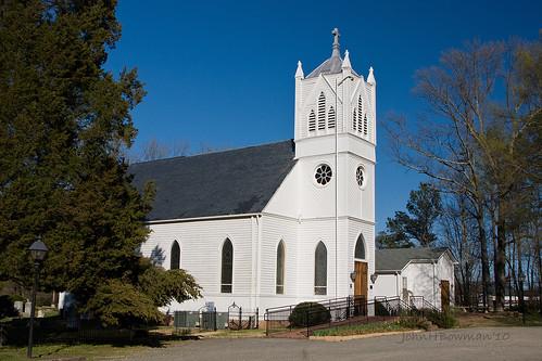 virginia march churches blueskies 2010 stpaulsepiscopalchurch historicchurches hanovercounty nrhp canon24105l countrychurches episcopalchurches march2010
