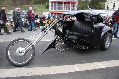 VW Beetle trike