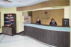 room, interior design, receptionist,