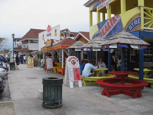 Bahamas vacation fish fry explore r0sss 39 photos on for Fish fry nassau