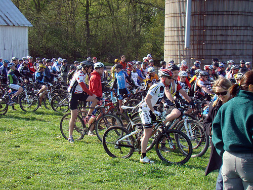 Leeburg Bakers Dozen starting line