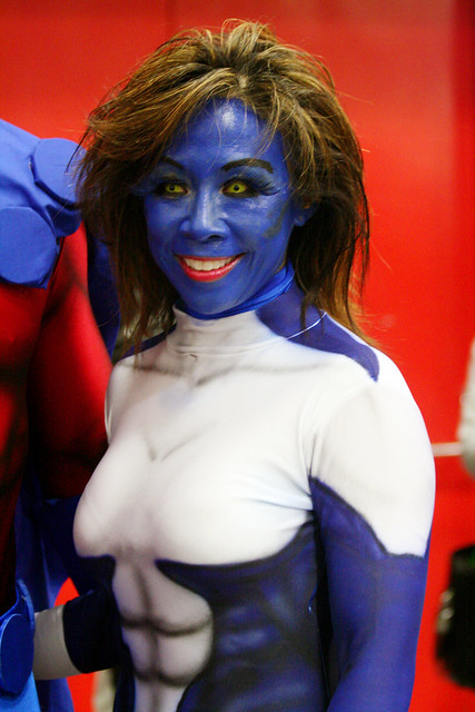 X-Men Cosplay - Images Gallery