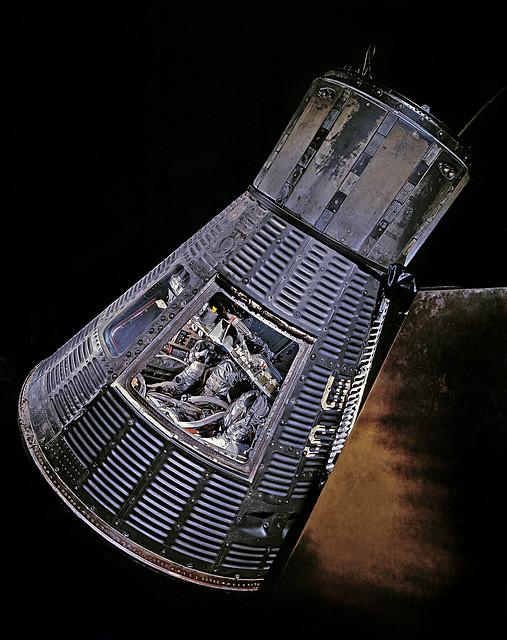 friendship 7 spacecraft take off - photo #27