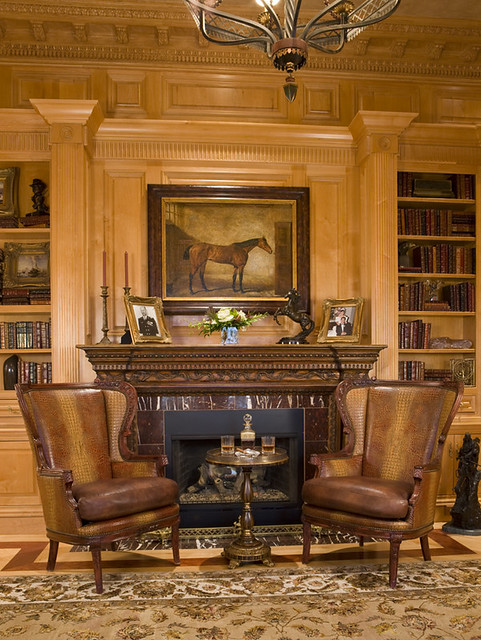 Luxury Home Library Design: Flickr - Photo Sharing