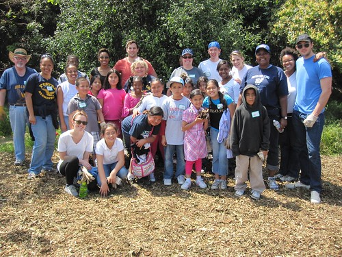 Happy Earth Day foster elementary